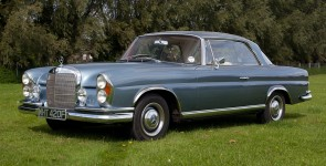 1967 Mercedes 250 SE Coupe