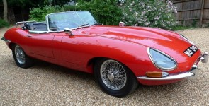 1968 Jaguar E-Type Series 1 Left Hand Drive