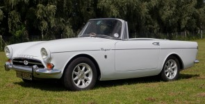 1965 Sunbeam Tiger V8
