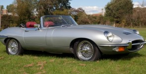 1970 Jaguar E Type 4.2 Series 2 Roadster