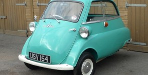 1962 BMW Isetta Bubble Car