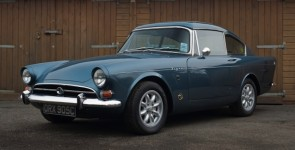 1965 Sunbeam Tiger Harrington V8