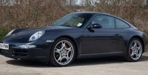 2004 '54' Porsche Carrera 2 S Manual Coupe