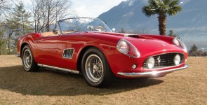 1960 Ferrari 250 SWB California Spider