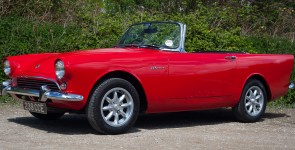1962 Sunbeam Alpine Series 2