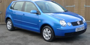 2004 '04' Volkswagen Polo Twist 1.4 5Dr