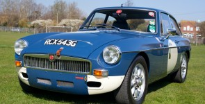 1968 MGC GT by MG Motorsport