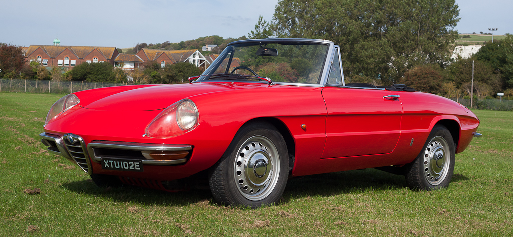 Welcome To Sussex Sports Cars Sales Of Classic Cars By Gerry Wadman - Alfa romeo car for sale