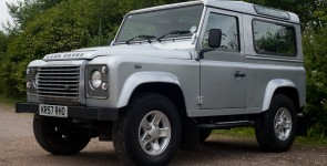 2008 Land Rover Defender XS 90 2.4 TDCi