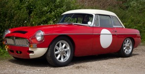 1966 MGB Sebring Recreation