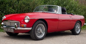 1964 Series 1 MGB Roadster