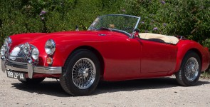 1959 MGA 1600 Mark 1 Roadster