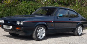 1987 Ford 'Brooklands' Capri 280i