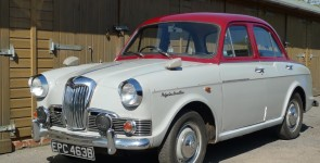 1964 Riley 1.5 Sports 4 door Saloon
