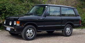 1991 Range Rover 2-door Limited Edition CSK