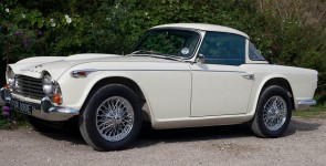 1967 Triumph TR4a IRS - One family from new