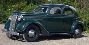 1950 Ford V8 Pilot 4-door Saloon