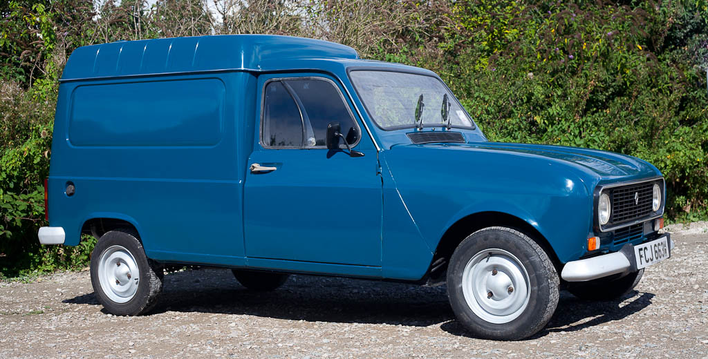 Classic renault 4 for sale