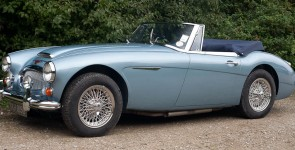 1964 Austin-Healey 3000 MkIII BJ8
