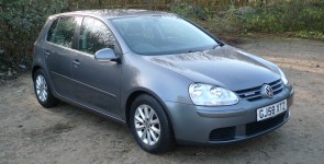 2008 Volkswagen Golf 1.9 TDi SE Bluemotion - 63mpg combined figure!