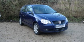 2009 Volkswagen Polo 1.4 TDi Match 5dr