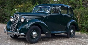 1946 Morris 10 Ten 4 Door Saloon