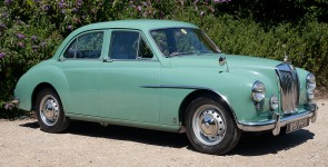 1957 MG ZA Magnette 4dr Sports Saloon