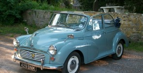 1960 Morris Minor Tourer Deluxe Convertible