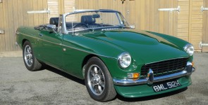 1970 MGB Costello V8 Roadster
