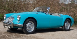 1959 MGA Twin Cam Roadster