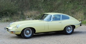 1970 Jaguar E-Type 4.2 FHC