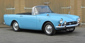 1967 Sunbeam Alpine Series V 1725