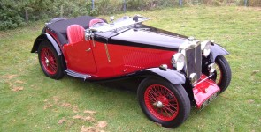 1934 MG ND Magnette 2-Seater Sports