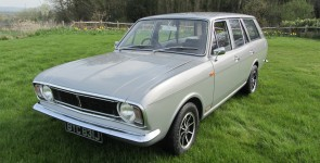 1971 Ford Cortina Savage 3.0 Automatic Estate