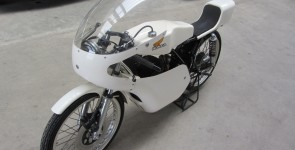 1978 Honda MT125R Motorcycle