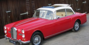 1965 Alvis TE21 Park Ward Sports Saloon