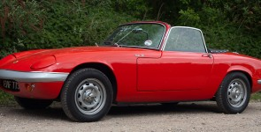 1968 Lotus Elan Series 3 Special Equipment
