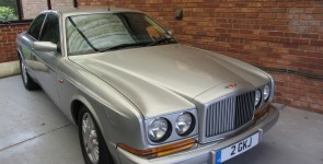 1993 Bentley Continental Mulliner Park Ward 2-door Coupe