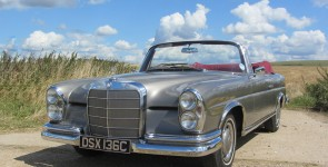 1965 Mercedes 300SE W112 3.0 Automatic Cabriolet