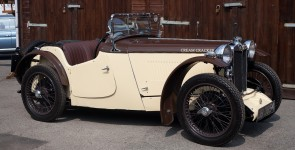 1934 MG PA Ex-Works Jack Bastock Cream Cracker Team Car