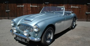 1960 Austin-Healey 3000 MK1 BT7 'Aluminium Body'