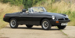 1978 MGB Roadster - Just 3172 Miles Since New