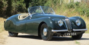 1951 Jaguar XK120 OTS Roadster