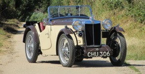 1936 MG PA to Cream Cracker Specification