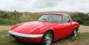 1966 Lotus Elan S3 Special Equipment