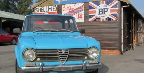1972 Alfa Romeo Guilia Super 1300 Four Door Saloon