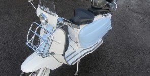 1962 Lambretta Li125 With 150cc Upgrade