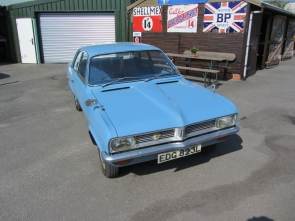 1971 Vauxhall Viva 2 Door Saloon BARN FIND
