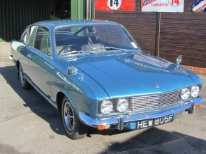 1968 Sunbeam Rapier FastBack