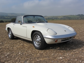 1969 Lotus Elan S4 Drophead Coupe - Special Equipment